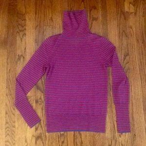 J Crew light sweater turtleneck
